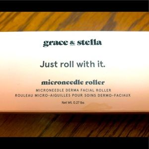 SOLD*** Microneedle Roller NEW IN BOX
